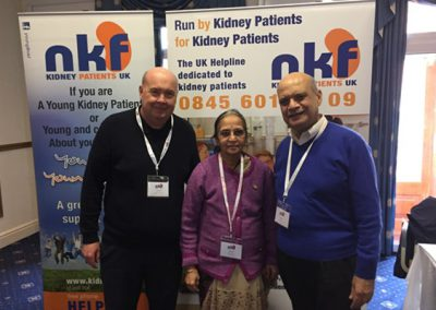 Help and support for kidney patients