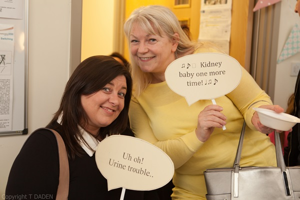 Support for Kidney Patients in Harlow