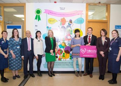 Support for Kidney Patients at Lister Hospital