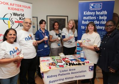World Kidney Day in Hertfordshire